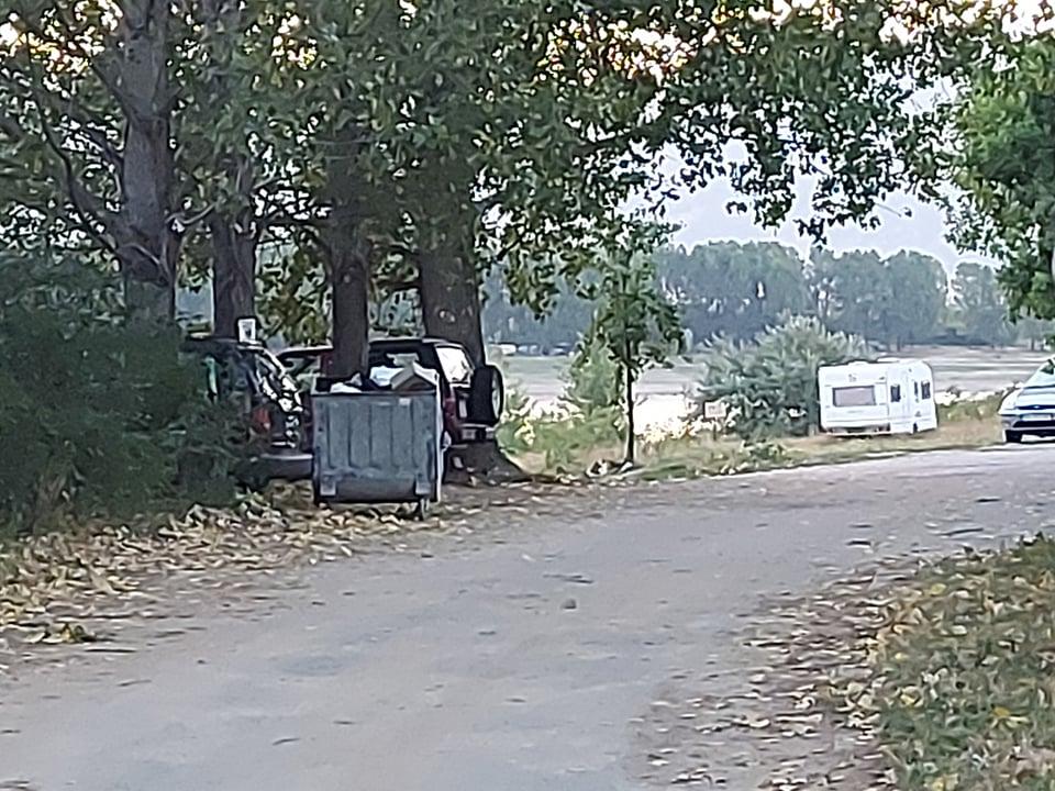 Koprinka konteiner